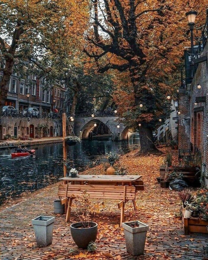 Нидерландын Утрехт хотын төрх