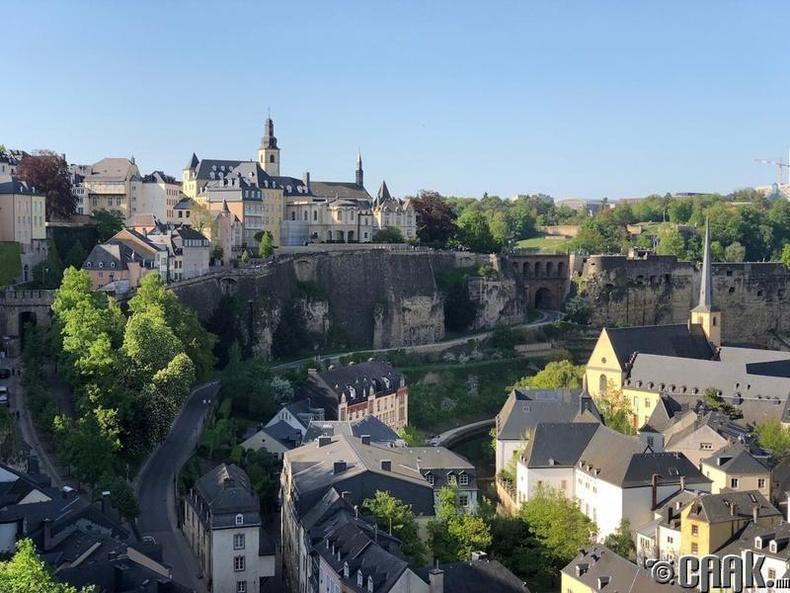 Люксембург - 186 орон