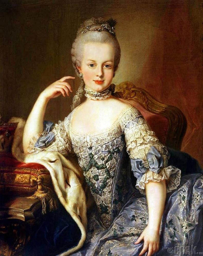 Мари Антуанетт - Францын сүүлчийн хатан хаан