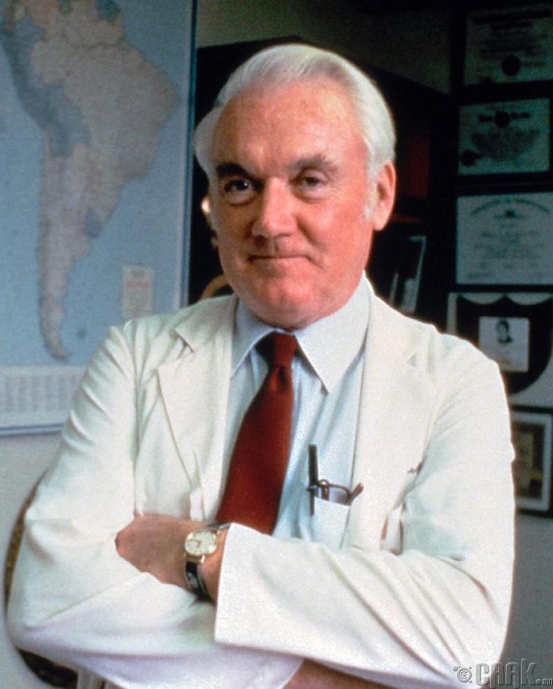 Уиллям Харрингтон (William J. Harrington 1924–1992 он)
