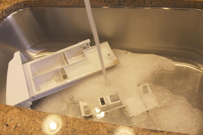 Угаалгын машины угаалгын нунтаг хийгч сав