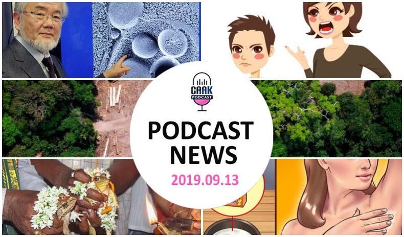 Podcast News - Танин мэдэхүй (2019.09.13)