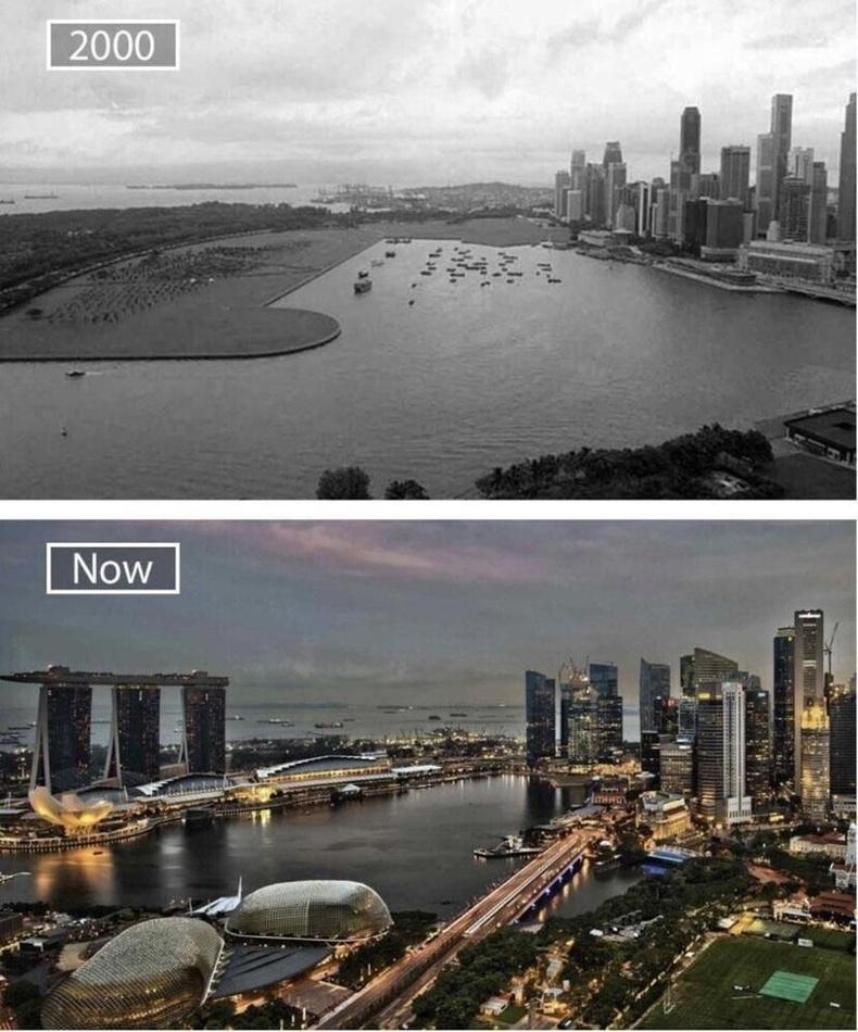 Сингапур - 2000 оноос өнөөг хүртэл.