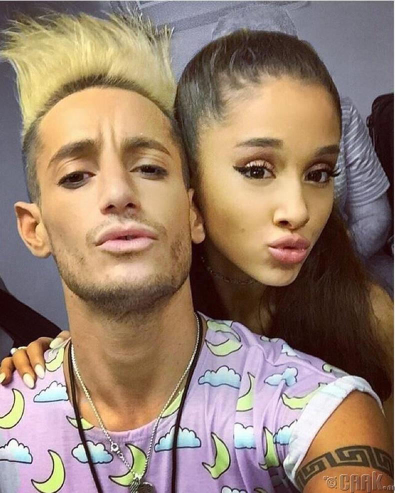 Ариана болон Фрэнки Грандэ (Ariana, Frankie Grande)