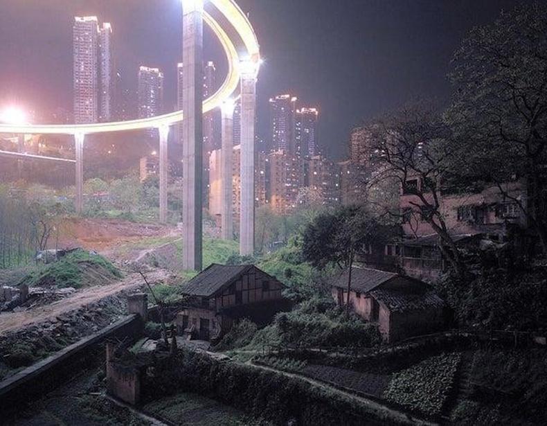 Орчин үеийн болоод эртний Хятад