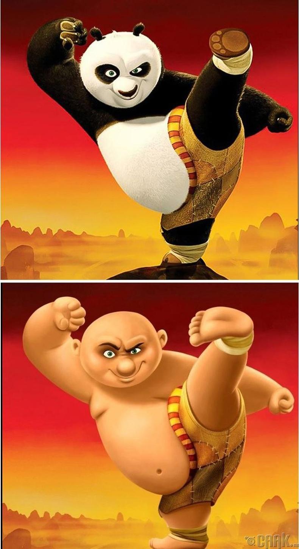 """""""Kung Fu Panda"""" - По"""
