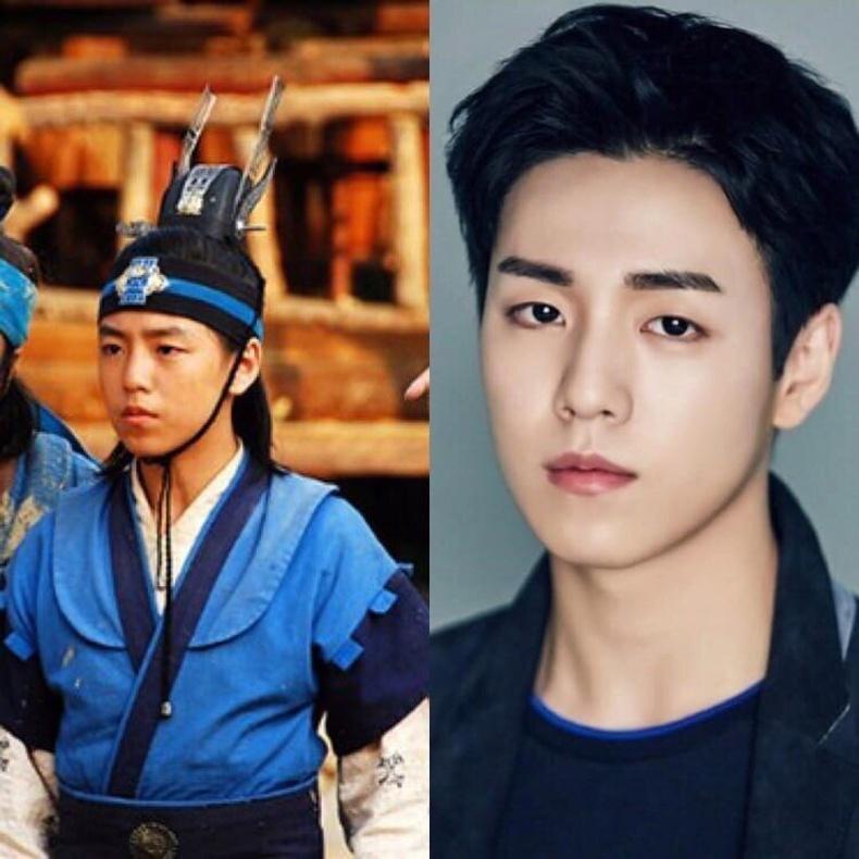 И Хён Ү (Lee Hyun Woo) - 1993 онд төрсөн
