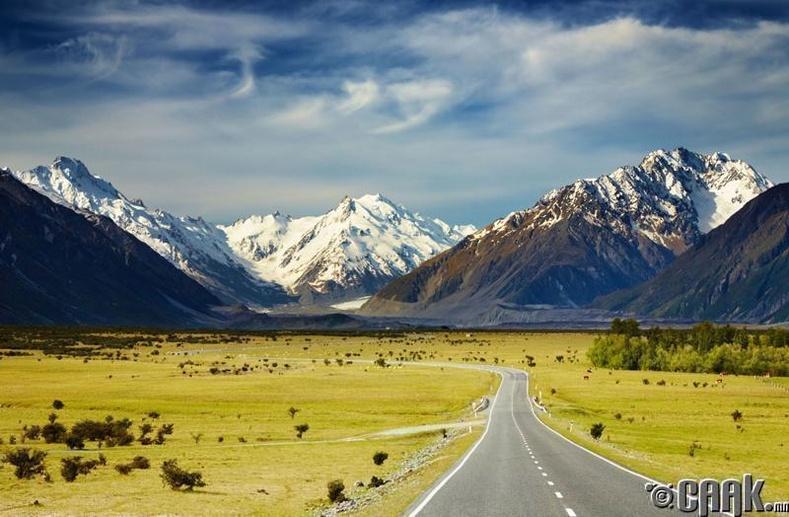 Шинэ Зеланд