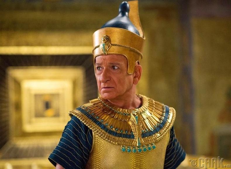 "Египетийн фараон -  ""Night at the Museum: Secret of the Tomb"" (2015)"