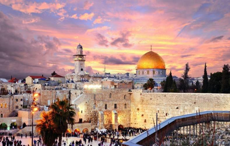 Иерусалим, Израиль улс