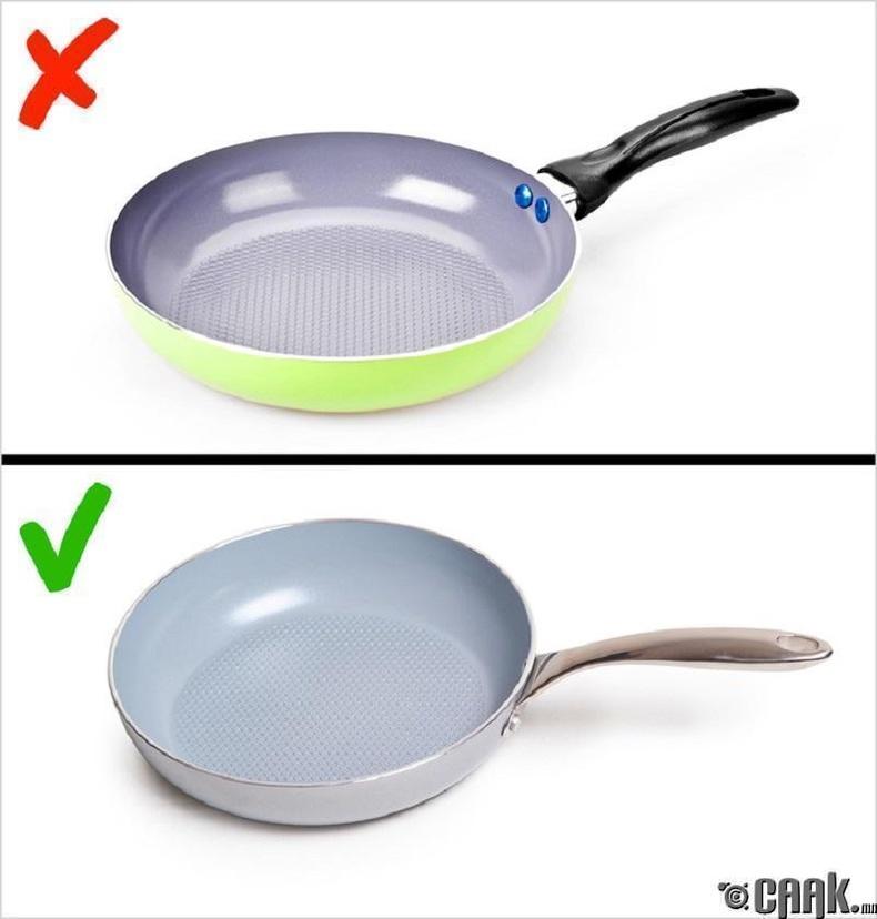 Керамик хоолны хэрэгсэл