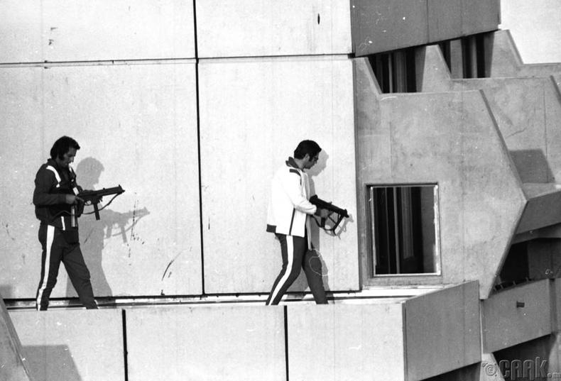 Мюнхен 1972: Мюнхений аллага