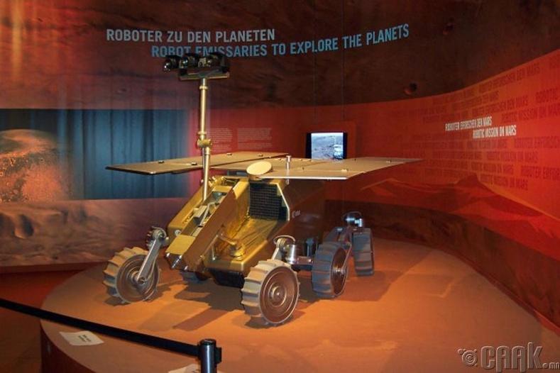 """""""Aurora"""" хөтөлбөрийн дагуу Ангараг руу нислэх хийх - 2033 он"""