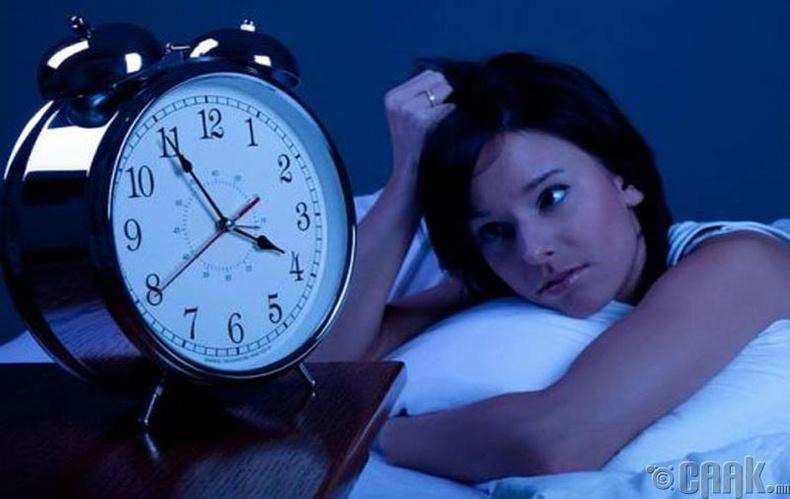 Линзээ авахгүй бол унтаж чадахгүй