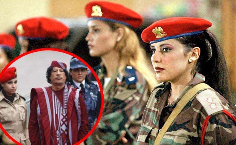 Дэлхийн удирдагчид яагаад эмэгтэй бие хамгаалагчидтай болох болов?