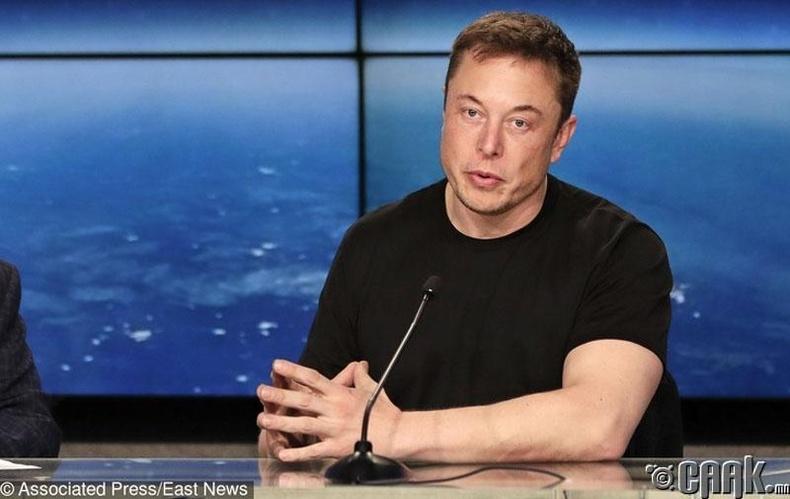 Илон Маск  (Elon Musk): Алгаа хавсрах