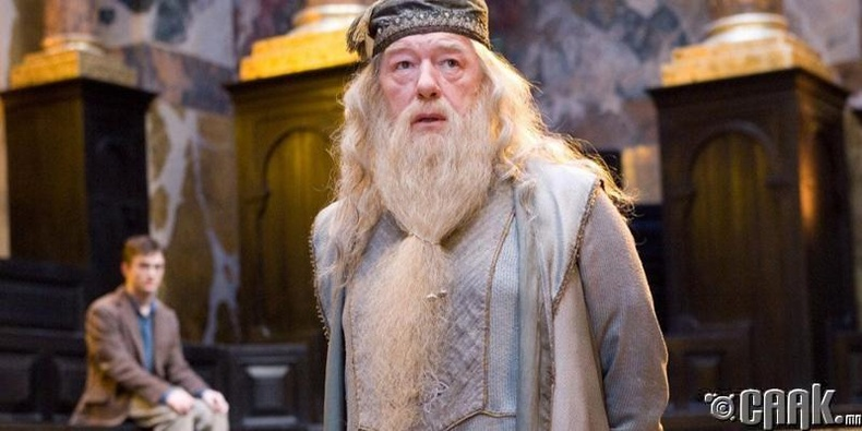 "Дамблдор (Dumbledore), ""Harry Potter"""
