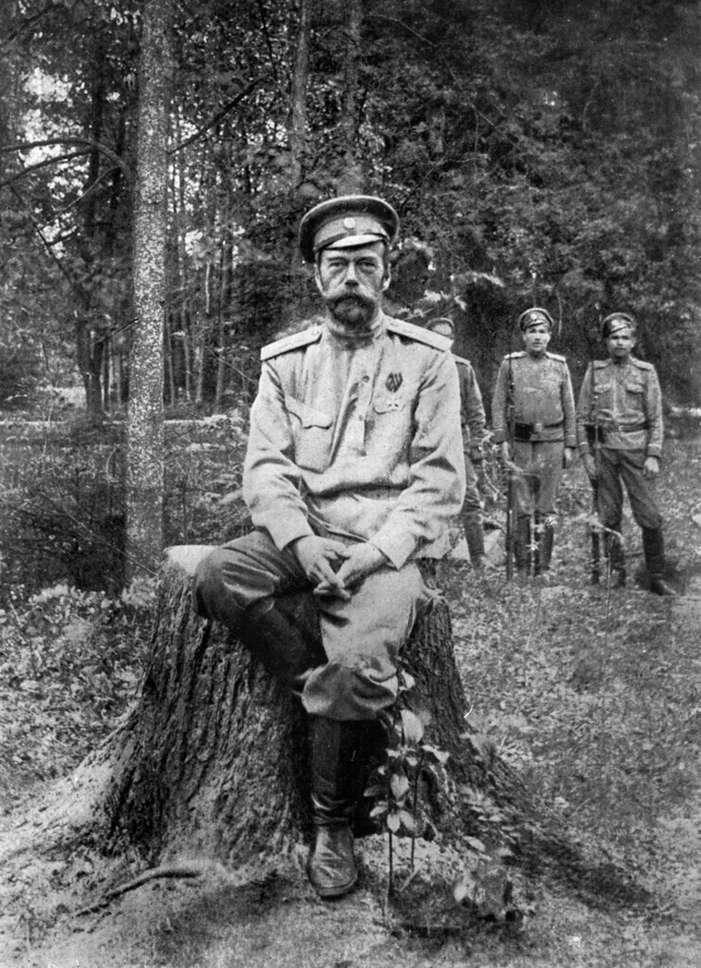 2-р Николай хааны сүүлчийн гэрэл зураг