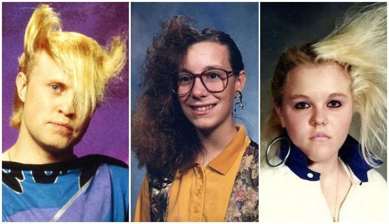 """80-аад оны """"хачирхалтай"""" үс засалтууд"""