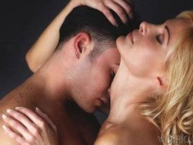 Удаан секс