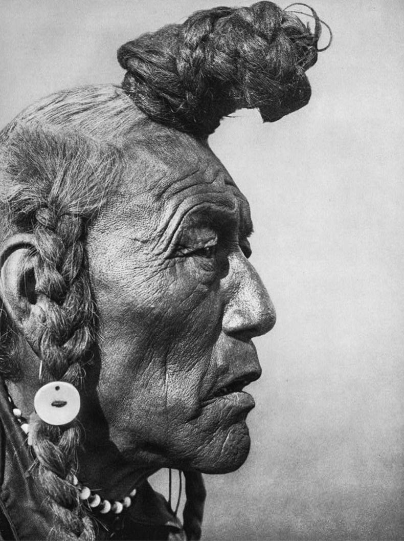Эдвард С. Кертисийн 1926 онд авсан зураг