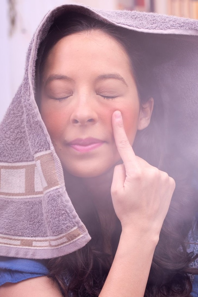 Нүүрний арьс тань илүү их хүчилтөрөгчөөр хангагдах болно.
