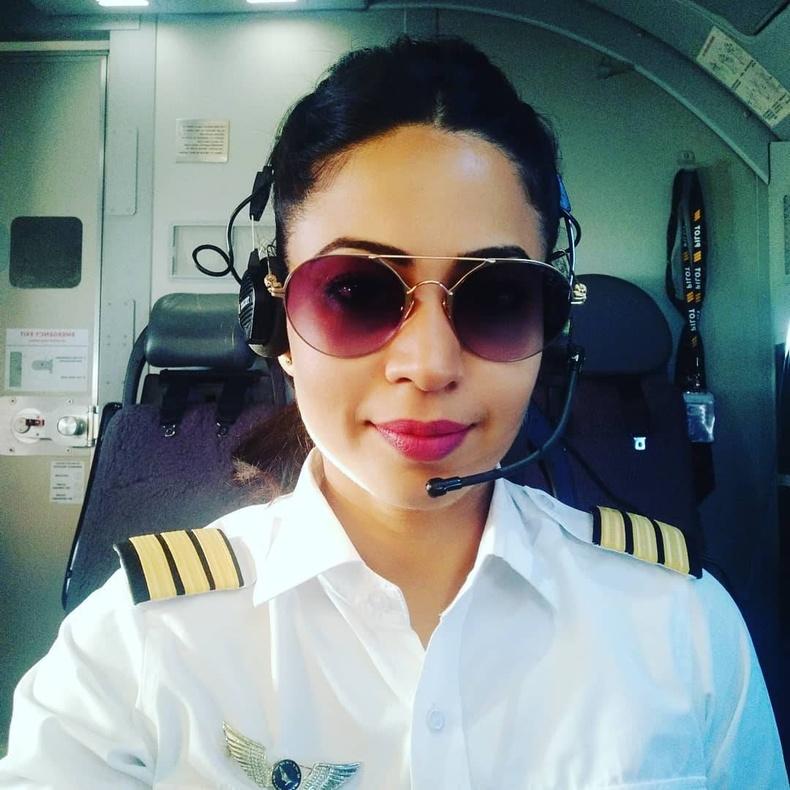 Энэтхэгийн нисгэгч Шури