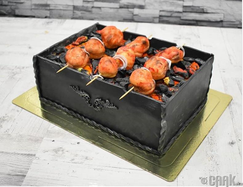 Шорлогон бялуу