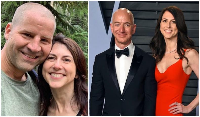 Тэрбумтан Жефф Безосын экс эхнэр хүүхдийнхээ багштай гэр бүл болжээ