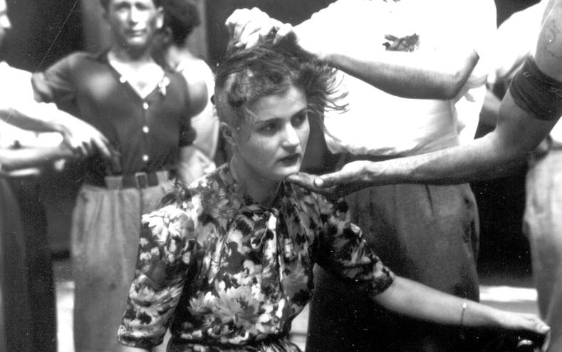 Нацистуудад үйлчилж байсан 23 мянган франц эмэгтэйг дайны дараа хэрхэн шийтгэсэн бэ?