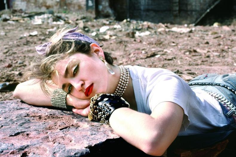 Мадоннагийн залуу насны дурсамж, ховор зургууд