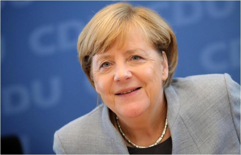 Меркел-ийн нууц авьяас
