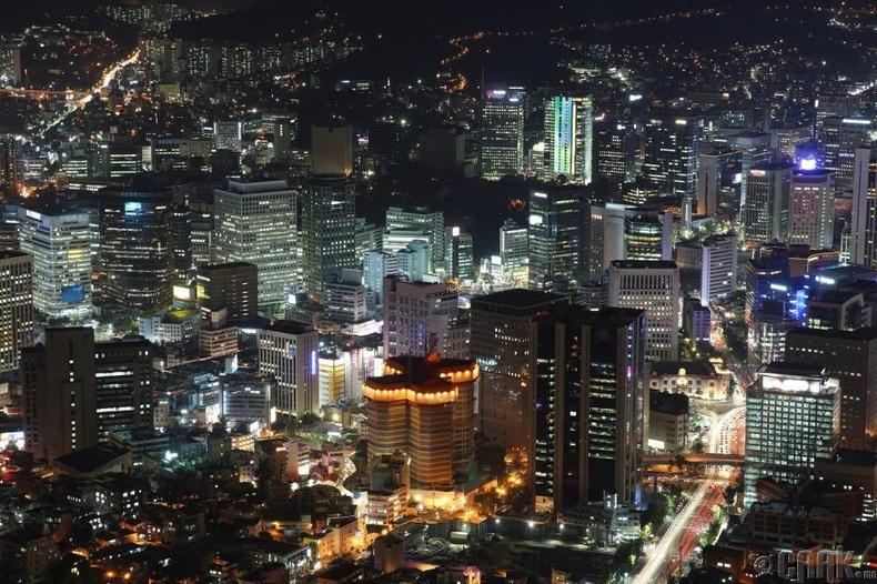 Өмнөд Солонгос - 2.06 триллион доллар