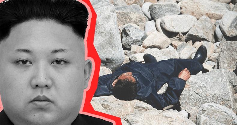 Ким Жон Уны бидэнд харуулахыг хүсэхгүй 10 зураг