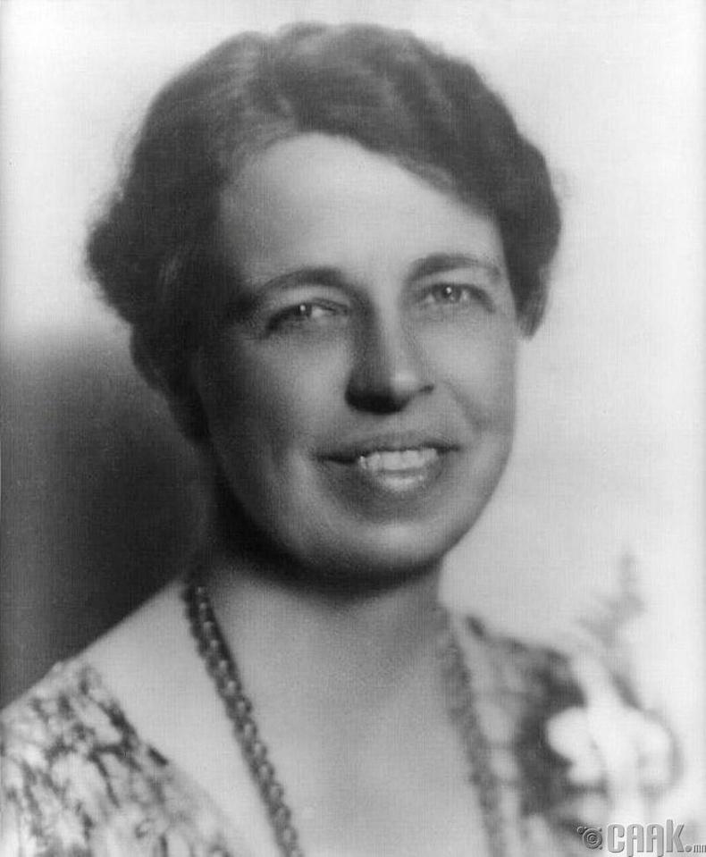 Элеонора Рузвельт (Eleanor Roosevelt)