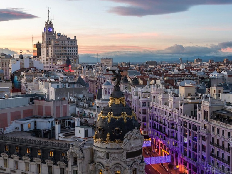 Мадрид, Испани (Madrid, Spain )