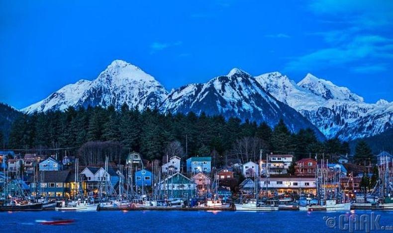Аляска (АНУ)