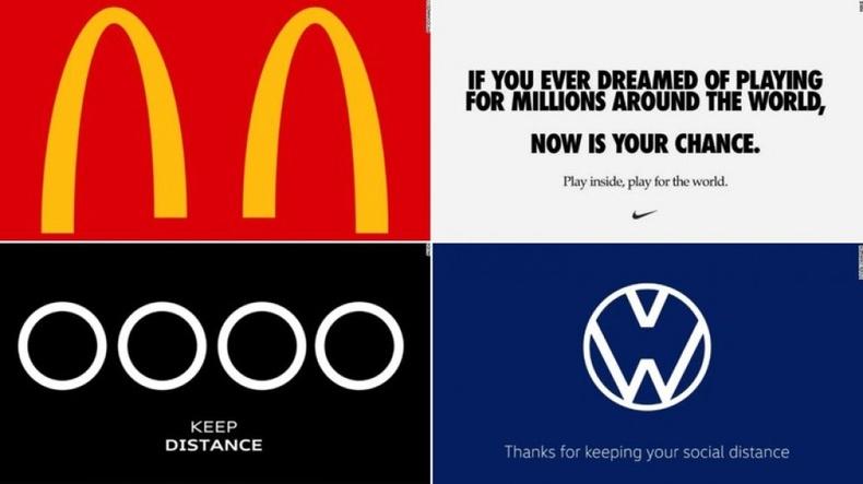 Цар тахлаас шалтгаалан дэлхийн брэндүүд логогоо өөрчилжээ