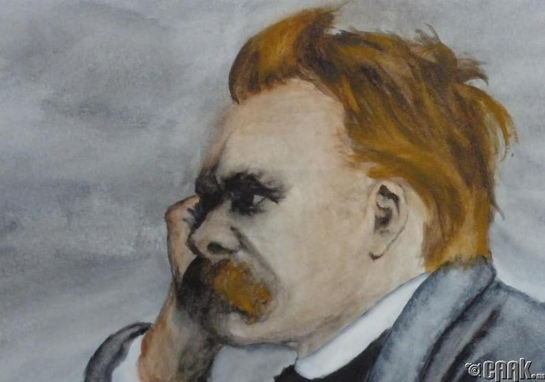 Фридрих Ницше (Friedrich Nietzsche)