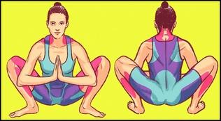 Таны биеийг залуужуулах ид шидтэй хийхэд хялбар дасгалууд