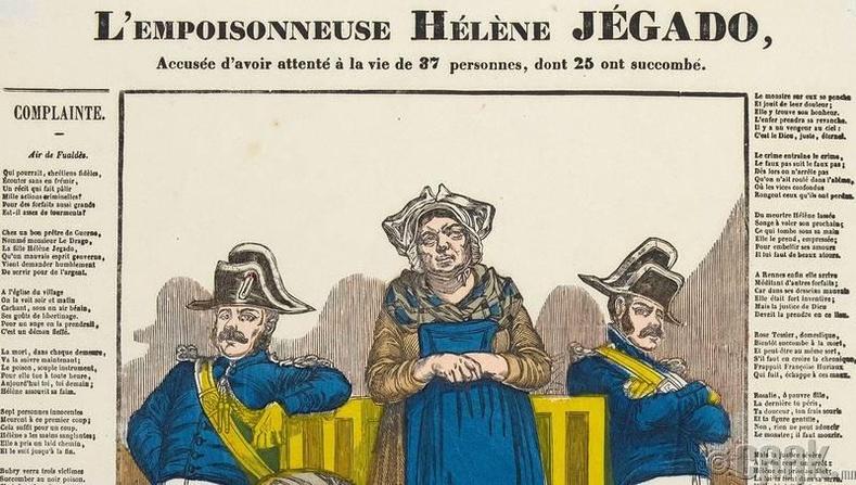 Хелен Хегадо (Helene Jegado)