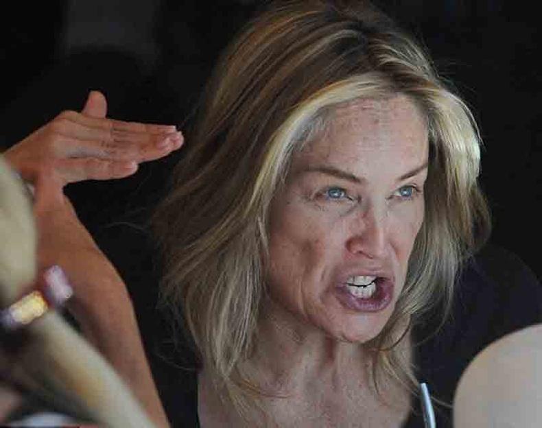 Жүжигчин Шарон Стоун (Sharon Stone)