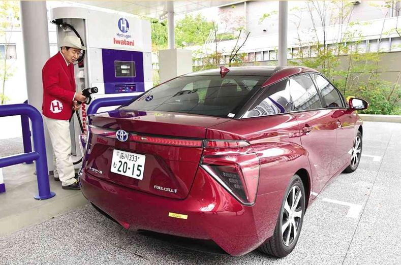 """""""Toyota"""" компани устөрөгчөөр явдаг машин үйлдвэрлэж эхэллээ!"""
