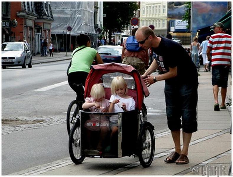 Гэр бүлд эцгийн үүргийг  мартаж болохгүй