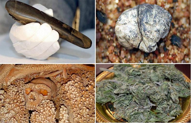 Эртний археологийн хачирхалтай олдворууд