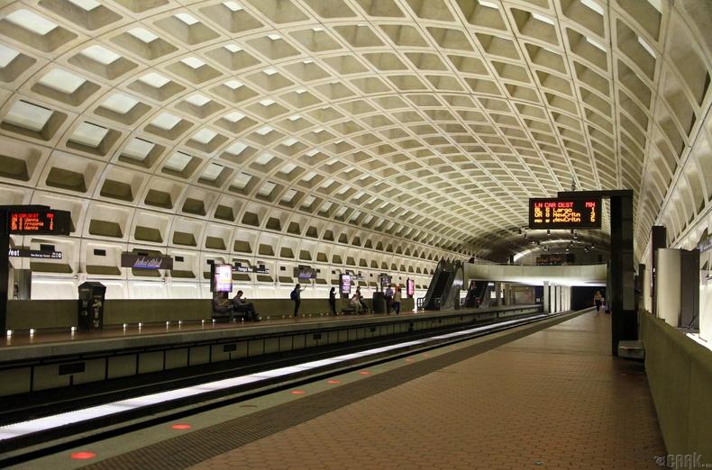 Метроны төв буудал, Вашингтон D.C