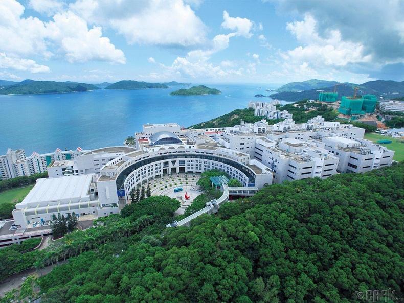 Хонг Конгийн шинжлэх ухаан, технологийн их сургууль (The Hong Kong University of Science and Technology), 82.9