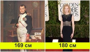 Олны танил хүмүүс хэр өндөр байсан бэ?