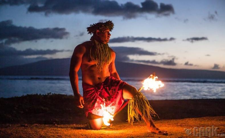 Самоа арал