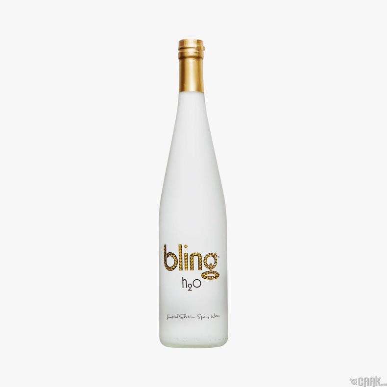 """Bling H2O"" - 750 мл нь 40 ам.доллар /112,360 төгрөг/"